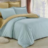 Голубое постельное белье С-13