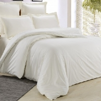 Белое постельное белье С-022