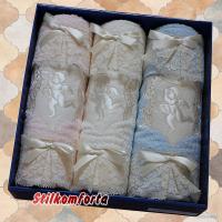 Набор подарочных полотенец Анжелика