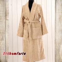 Бамбуковый халат Велло унисекс