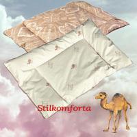 Подушка для новорожденных верблюжья шерсть
