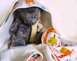 Детские полотенца халаты