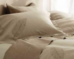 Подушки лен