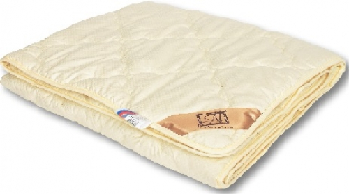 Легкое одеяло овечья шерсть Люкс