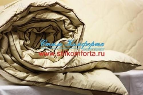 Одеяло верблюжья шерсть Сахара