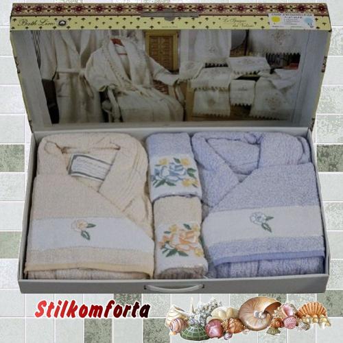 Два махровых халата Нати 8