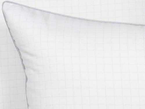 Подушка лебяжий пух Карбоновая нить