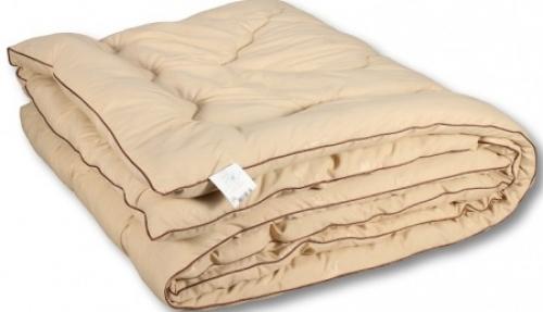 Одеяло верблюжья шерсть Сахара Эко