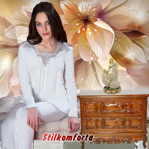 Женская пижама модал Норис