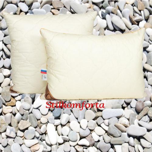 Подушка из овечьей шерсти Меринос