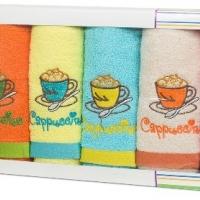 Набор кухонных полотенец Капучино