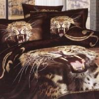 Постельное белье Леопард 139