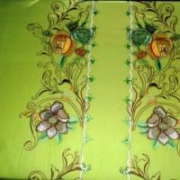 Постельное белье сатин с вышивкой 059V