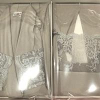 Пеньюар и сорочка Ванесс 2090