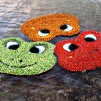 Фигурный коврик для детской Рарасио