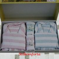 Набор халатов семейный Дессиерджио 8