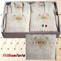 Комплект халатов семейный Релаксио 14