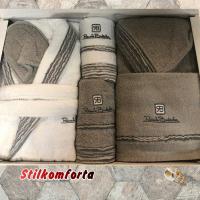 Комплект халатов подарочный Анжа