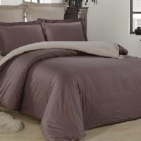 Двухцветное постельное белье сатин С-25