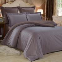 Двухцветное постельное белье сатин С-26