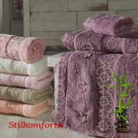 Набор бамбуковых полотенец Инта