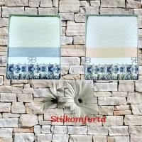 Набор махровых полотенец для ванной Ченция