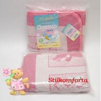 Детское байковое одеяло Соня